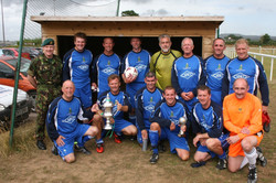 2010 Vets Reunion Laurels team