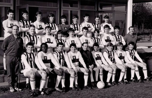 1974 The 1st Royal Navy Youth Team