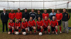 2008 Vets Reunion Laurels team