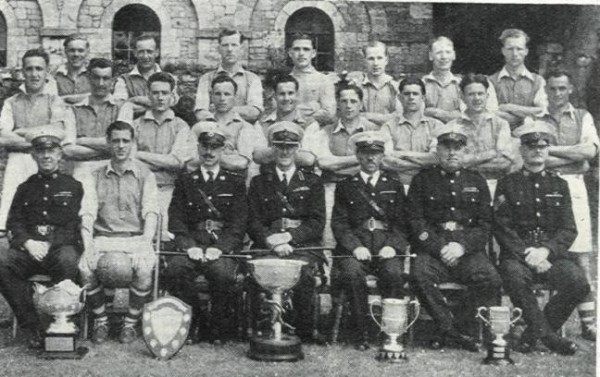 1951 Tunney Cup Winners RMB Plymouth
