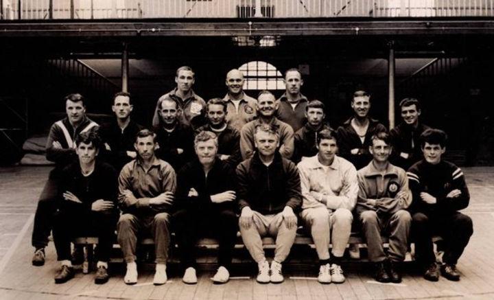 1967 FA coaching course