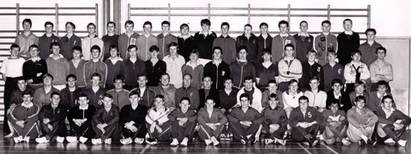 1974 Royal Navy youth football team