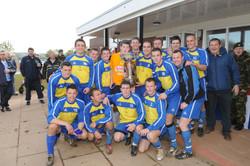 2008 Tunney Cup Winners 42Cdo RM