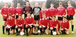 1993 Tunney Cup Winners RM Poole