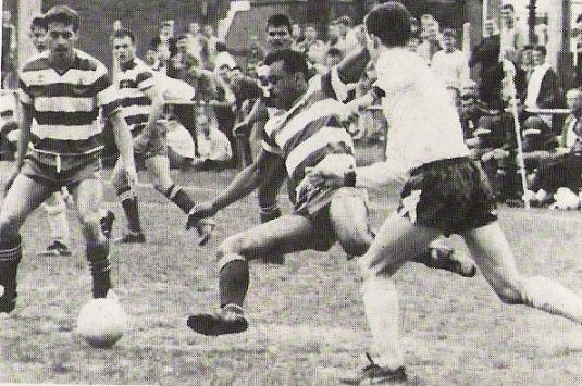 1990 Jubilee Cup action SEME Bordon 2 CTCRM 1