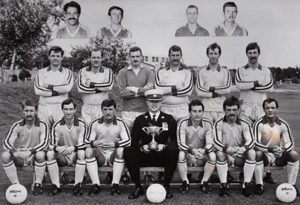 1982 RM Poole Wednesday League Winners