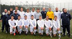 2010 Royal Navy v Borussia Dortmund