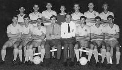 1970-71 40Cdo RM Soccer squad