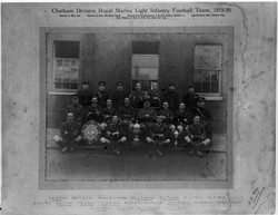 1919-20 Chatham Div RMLI