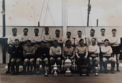 1966-67 41Cdo Football team