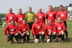 2006 Vets Reunion Laurels team