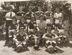 1960 Aden Cup Winners 45Cdo RM 2