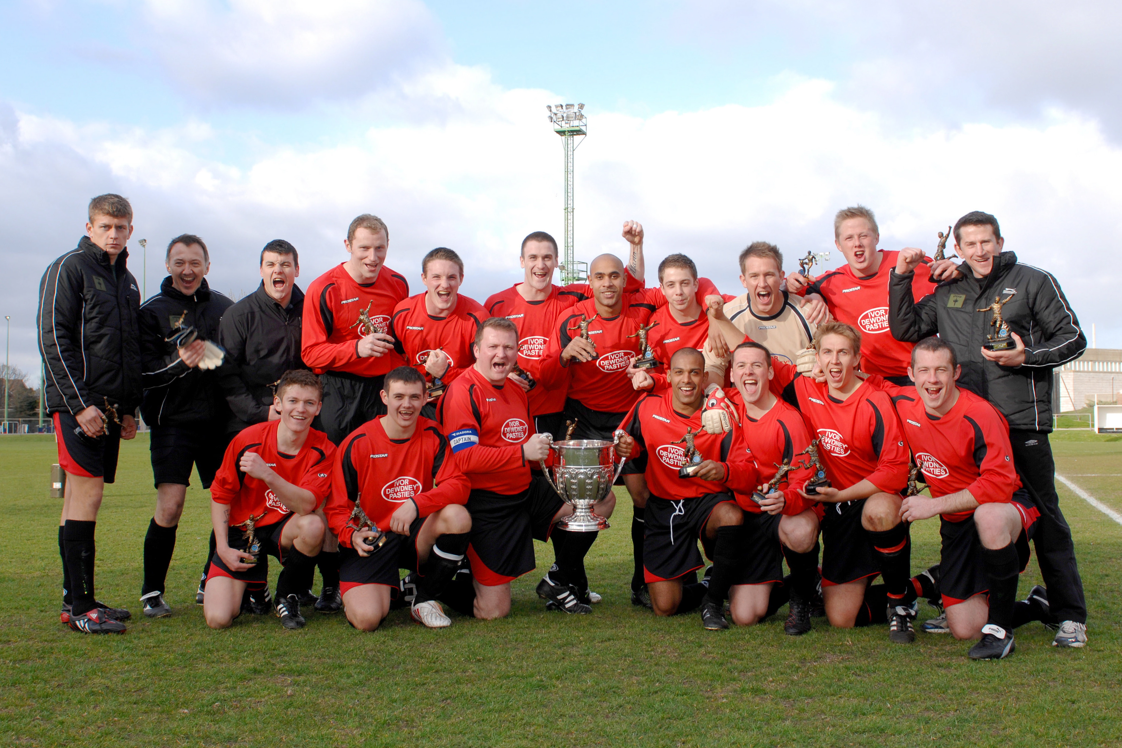 2009 Navy Cup winners FPGRM