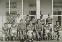 1965-66 HQ 3Cdo Bde Galbeck cup winners.