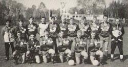 1990 Royal Marines Football tour to Holland & Germany
