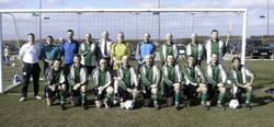 2007 Vets reunion Harry Holdings 50th v Exmouth Vets
