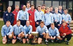 1996 Tunney Cup Winners RM Poole