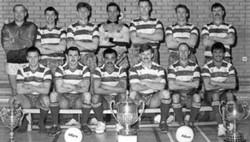 1989 CTCRM Football team