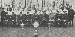 1931 Tunney Cup Winners Chatham Division RM