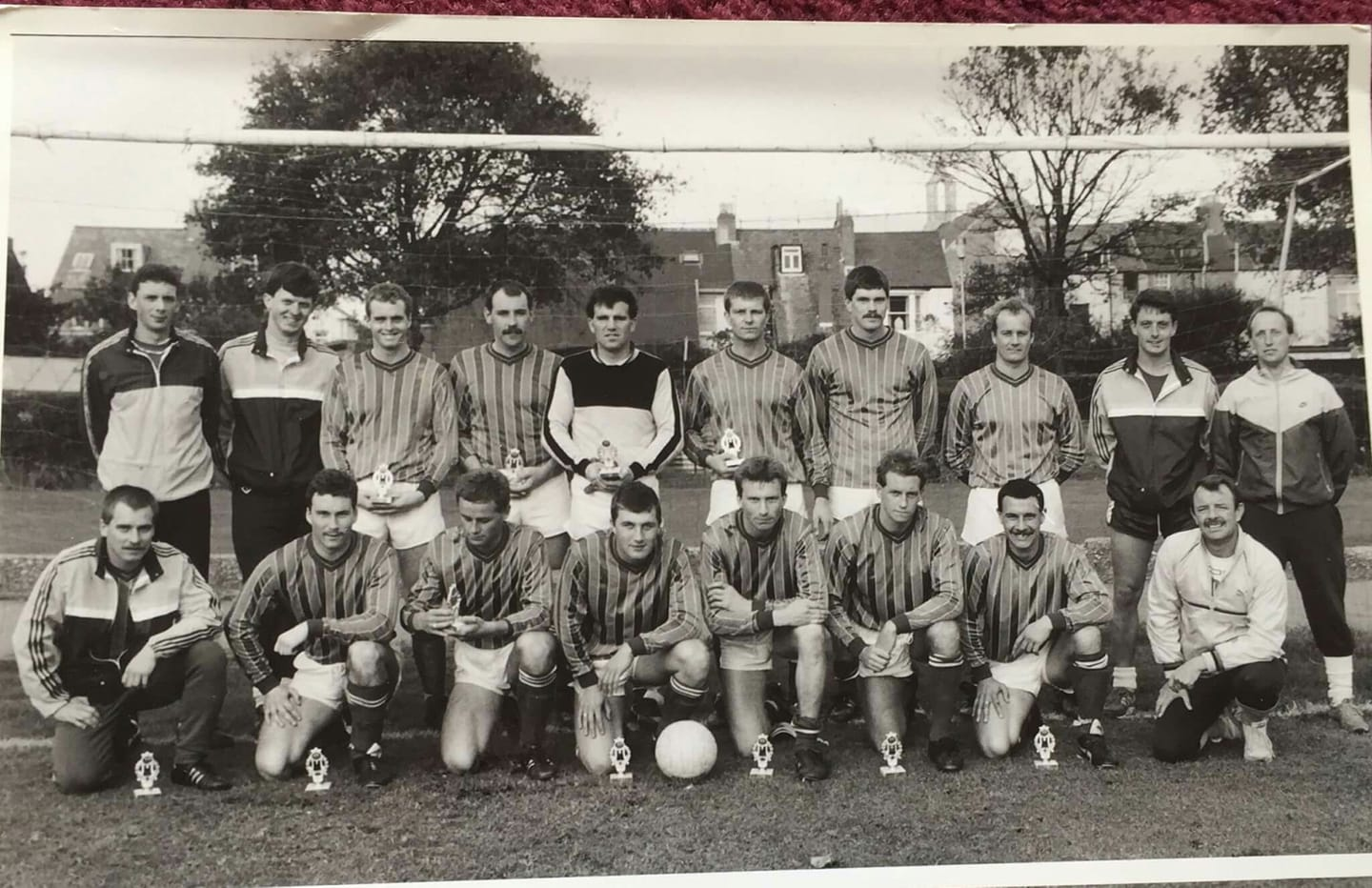 1986 Tunney Cup runners up 42Cdo RM