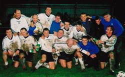 1999/2000 TBC Royal Navy FA