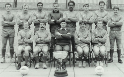 1985 Tunney Cup winners RM Poole official Photograph