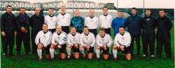 2002 Royal Navy Football team