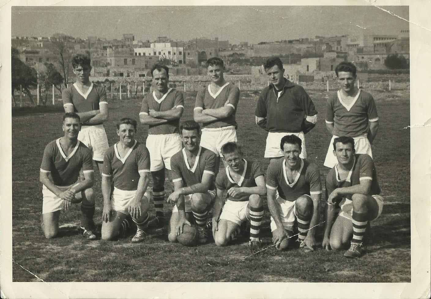 1960 40Cdo Malta