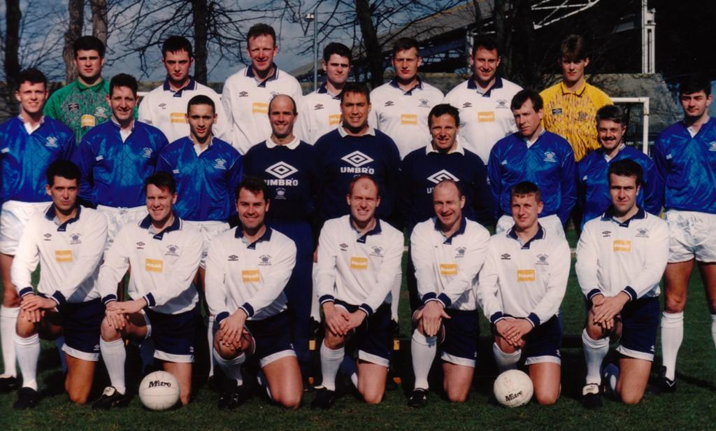 1995 Royal Navy FA