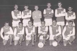 1968 Trafalgar Cup Winners Royal Navy