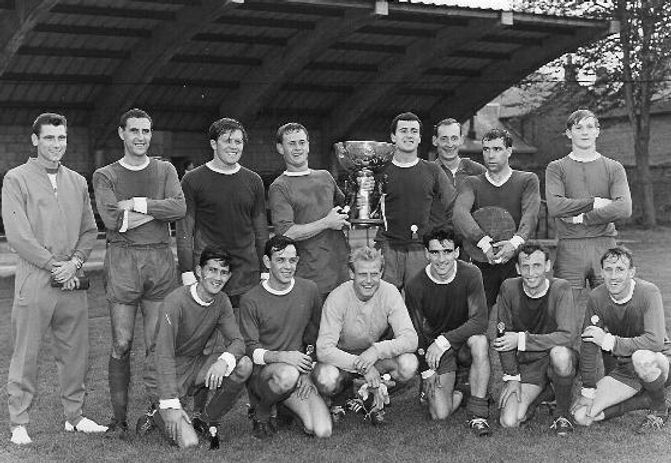 1968 Tunney Cup Winners