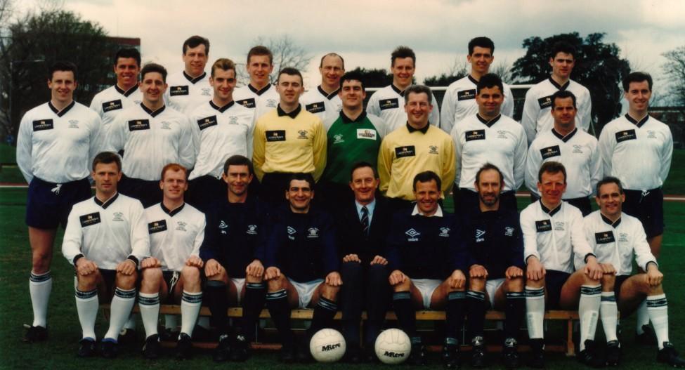 1992 Royal Navy Squad