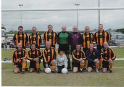 2005 Vets Reunion Laurels team