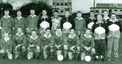 1993 Royal Marines 1 (Davie Gray) Exeter City 1