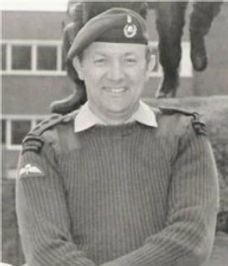 Clive Hunter Royal Marines
