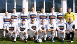 2009 London Banks 0 Royal Marines 3 (Richie Hope 3)