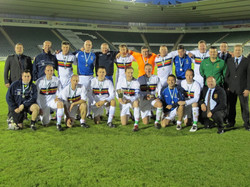 2012 Royal Marines 1 Paras 0