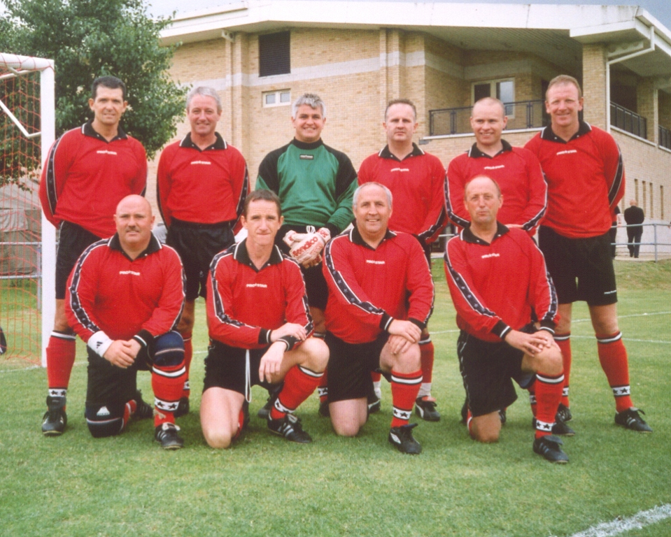 2003 Vets Reunion Laurels team