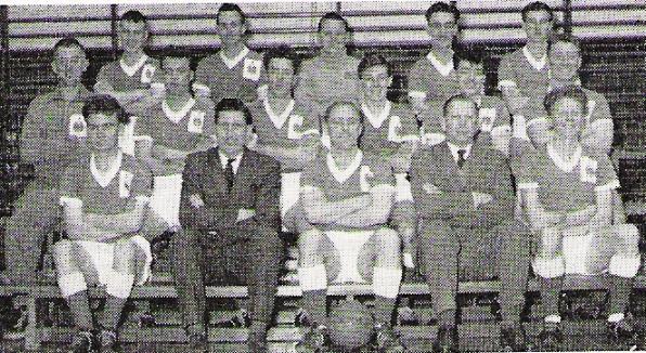 1962 Royal Marines Football Team
