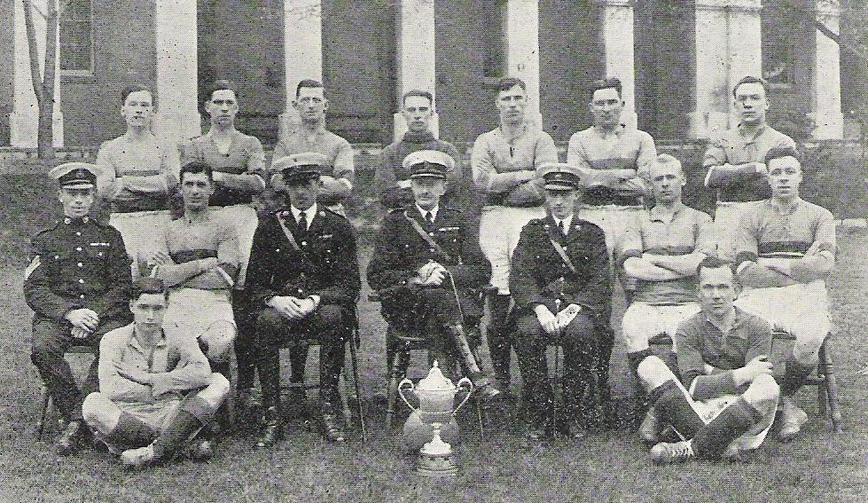 1929-30 Chatham Division RM 2nd team