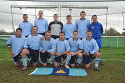 2011 Tunney Cup Runners up 40Cdo RM