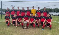 2021 Tunney Cup Winners CTCRM