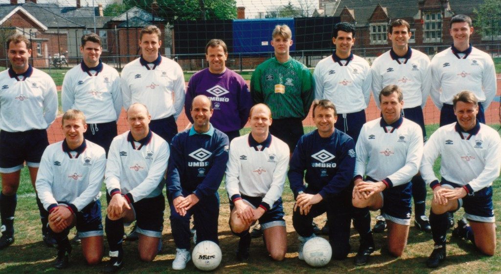 1994/95 Royal Navy Squad