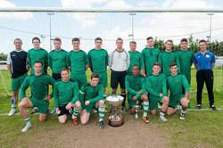 2014 Tunney Cup Winners 42Cdo RM
