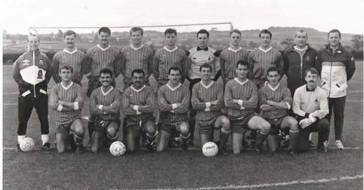 1989 (November) CTCRM football team Navy