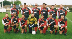 1997 Royal Marines Football