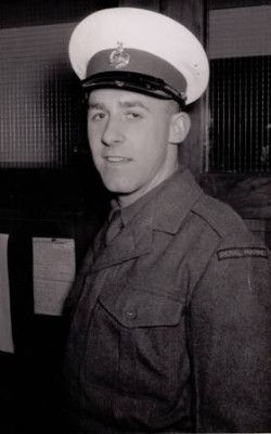 John Ellis Royal Marines