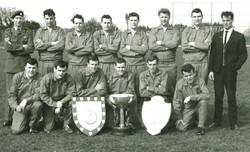 1965 43Cdo Tunney Cup Winners