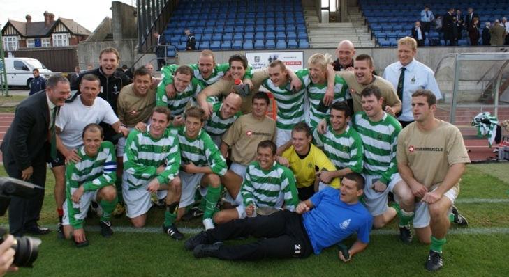 2009 Royal Marines Football