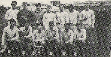 1986 RN youth Cup Winners 40Cdo RM under 18's